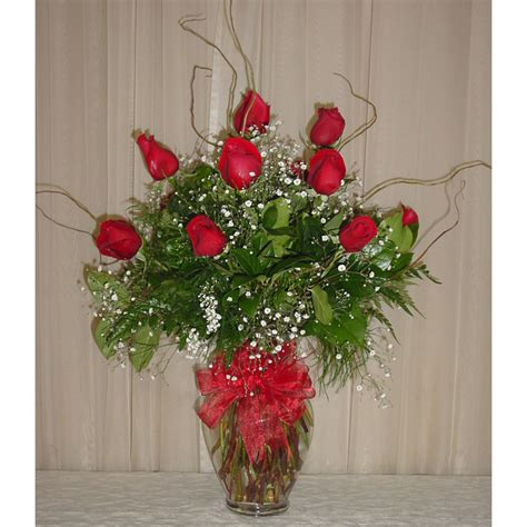 glass vase floral arrangements vases sale