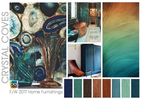 2017 home decor color trends color forecast fall winter 2017 2018 from design options