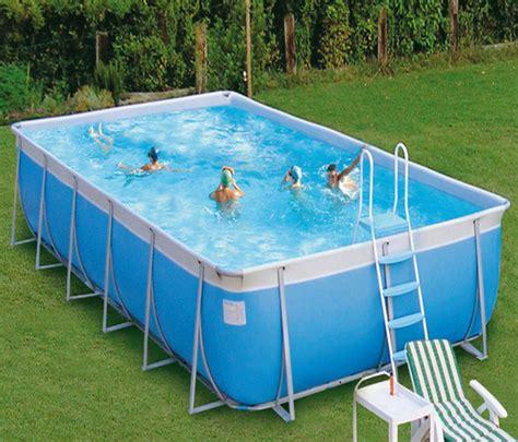 Backyard Pools Portable Portable Swiming Pool Portable Above Ground Swimming