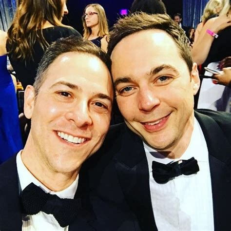 New York City Wedding big bang theory s jim parsons marries partner todd spiewak