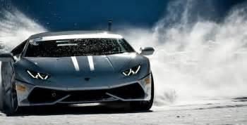 De Lamborghini Winter Accademia Lamborghini Squadra Corse