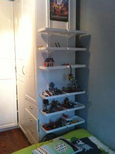 ikea lack shelf for lego display storage kids room idea ikea boys lego bedroom ideas we used lack bookcases to
