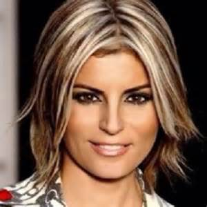 hair frosting for hair short frosted hair styles short hairstyle 2013