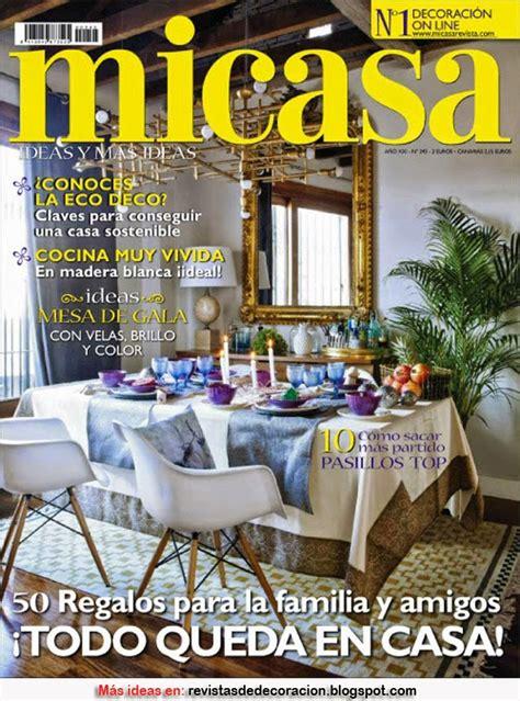 interiorismo y decoracion revista revistas de interiorismo