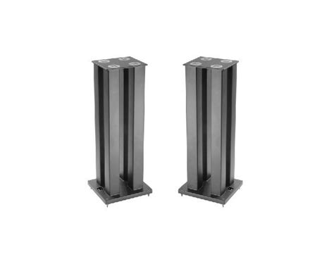 Home Trends And Design Furniture Review by Foundation Designer Mkii Speaker Stand Pair Playstereo