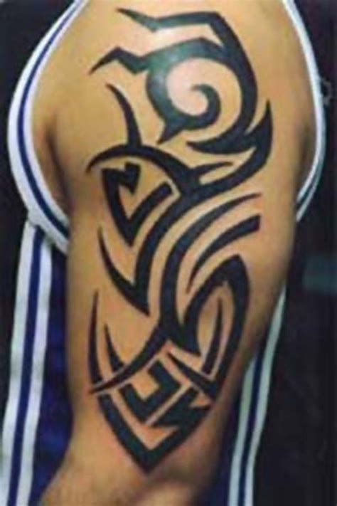 simple tribal tattoos for men the gallery for gt simple for