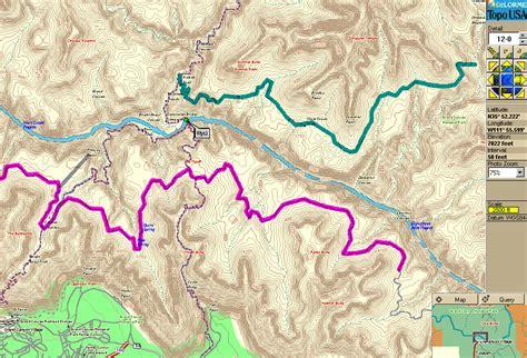 grand map trails grand