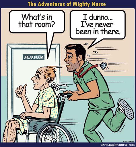 National Nurses Week Meme - funny nursing cartoons for nurses week