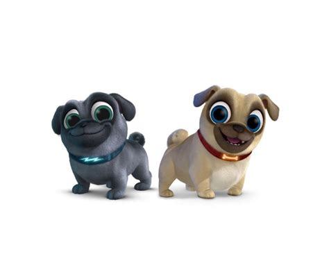 puppy pals puppy pals from disney junior getting wows already