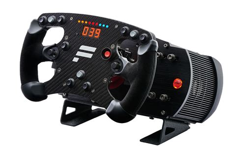 fanatec volante clubsport steering wheel formula carbon clubsport