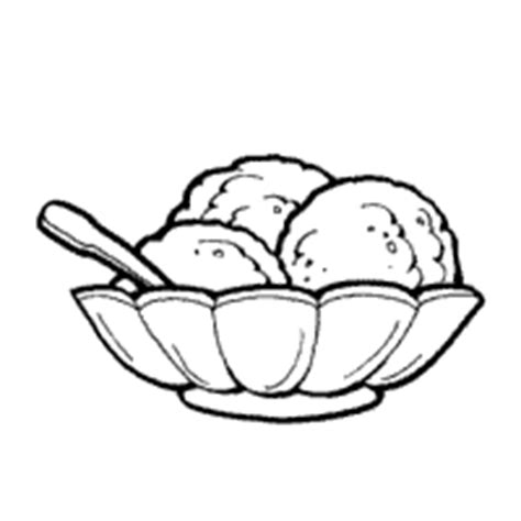 ice cream dish coloring page ice cream 187 coloring pages 187 surfnetkids