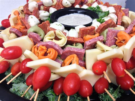 skewers finger foods buffet semi formal buffet holiday