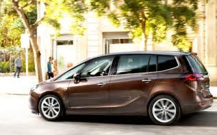 Vauxhall Zafira Vauxhall Zafira A Popular Mpv