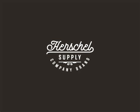 supply co herschel supply company brand logo concepts 3 4 art is