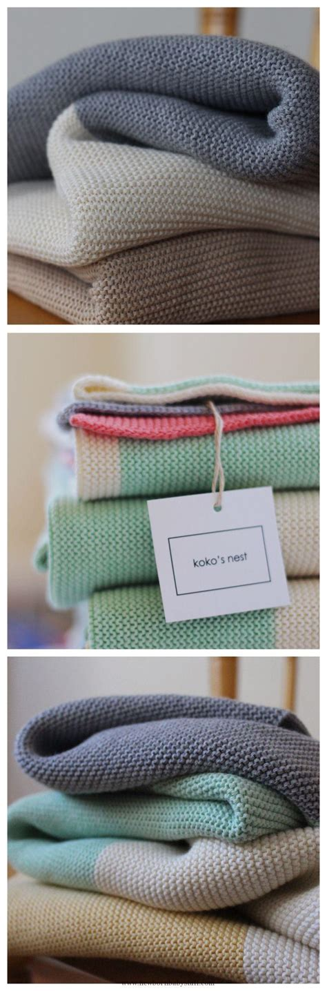 Modern Baby Blanket Knitting Patterns by Baby Knitting Patterns Modern Heirloom Baby Blankets For