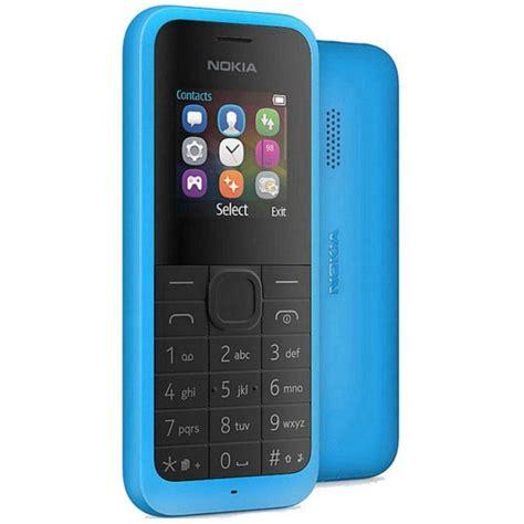 imágenes para celular nokia celular nokia 105 azul dual chip azul celulares no
