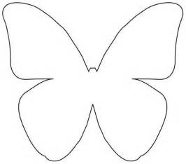 Butterfly Outline Printable by 25 Best Ideas About Butterfly Template On Felt Butterfly Pattern Butterfly Pattern