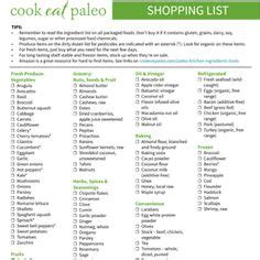 Paleo Pantry List by Coaches Coach Purses And The On