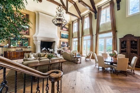 Tyler Perry's Atlanta Mansion Is Up For $25 Million