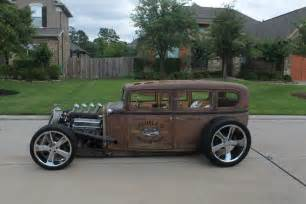 chevrolet other chevy chopped rat rod 4 door sedan