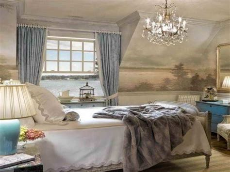crystal bedroom decor classic beach themed bedroom decor with landscape mural