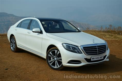 2014 Mercedes S Class Diesel Launching In India On June 5