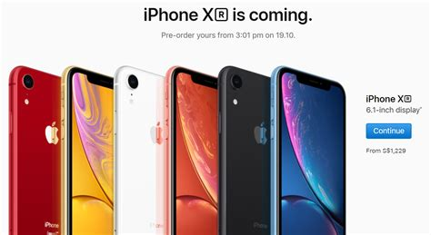 apple iphone xs iphone xs max  iphone xr  start