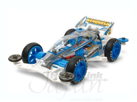 Rep Tamiya 94864 Vanquish Polycarbonate Vanquish Clear Special Polycarbonate Vs Chassis