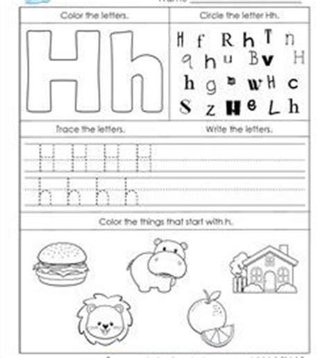letter h worksheets alphabet worksheets letter worksheets for kindergarten 1369