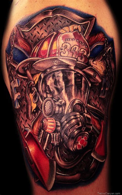 fire dept tattoos 78 best firefighter emt tattoos images on