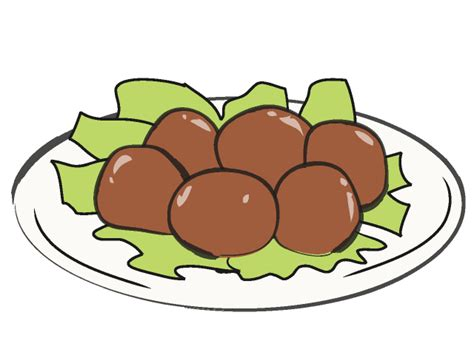 meat balls clipart   cliparts  images