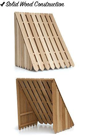 wood window awning 43 best home crafts diy awnings images on pinterest