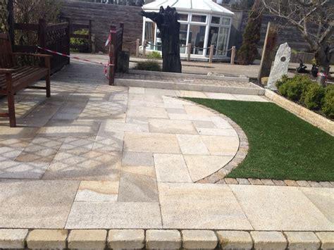 slabbed patio designs patio paving patio slabbing
