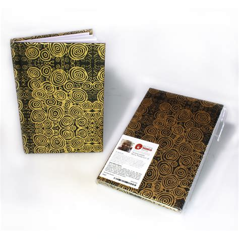 Handmade Paper Notebooks - handmade paper notebook seven dreaming