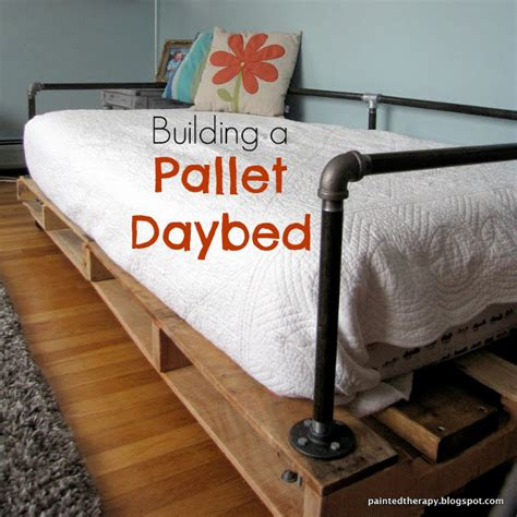 how to make a pallet daybed from old pallets wooden top 30 diy projects of 2014 with tutorials