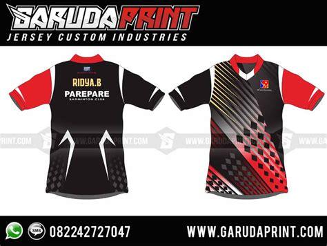 desain kaos online gravira pesan kaos jersey badminton online terjamin garuda print