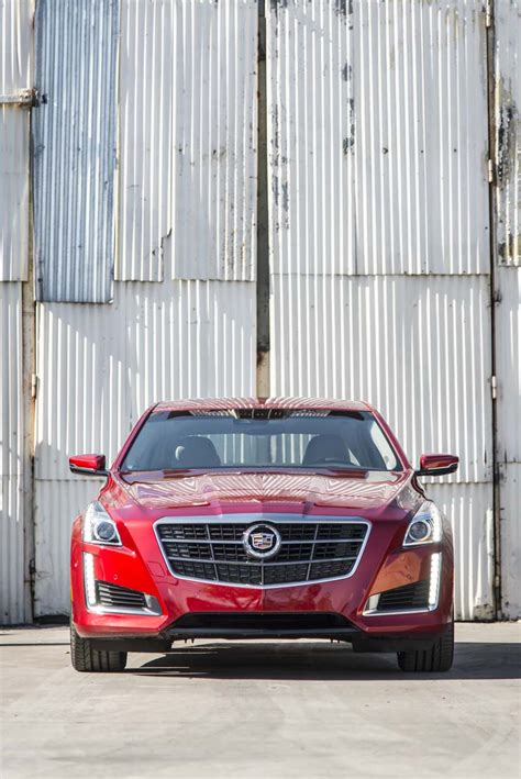 cadillac cts vsport review verdict motor trend