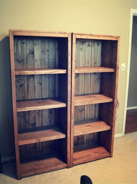 build   bookcases  great quality   budget