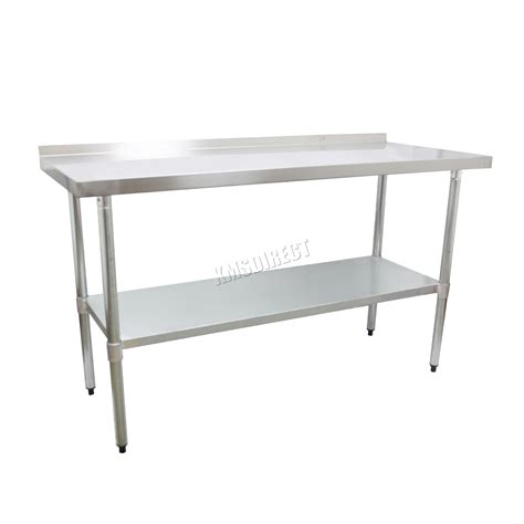 stainless steel kitchen bench westwood stainless steel commercial catering table work