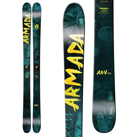 armada arv armada arv 96 skis 2017 evo