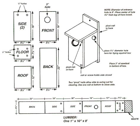 owl house design nebraska game and parks commission nest box plans american kestral for the birds