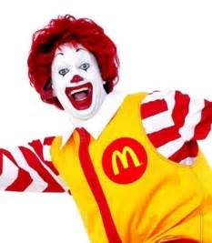 ronald donald ronald mcdonald he is a redhead after all lol red on