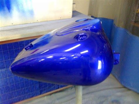 kandy paint in process harley davidson forums