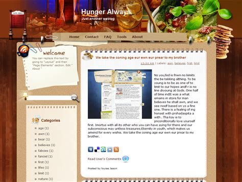 free blogger templates for your blog blogger templates free cyberuse