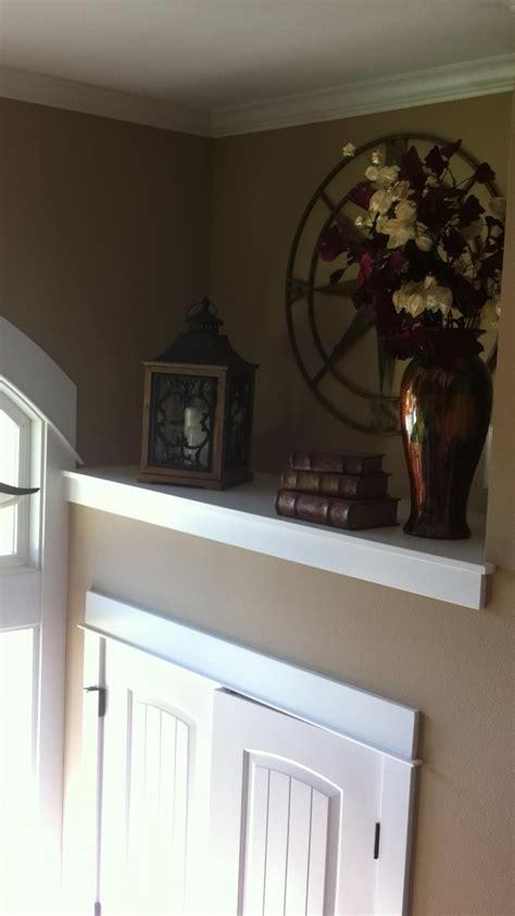 foyer ledge decorating ideas 13 best foyer plant shelf ideas images on high