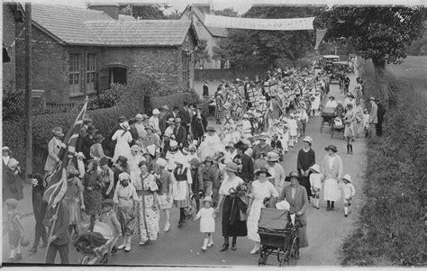 day history walking day the history of stretton near warrington