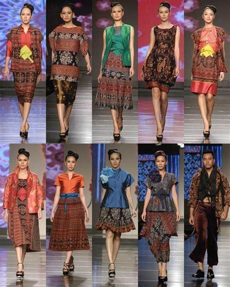desain dress tenun 17 best images about batik tenun ikat songket kebaya