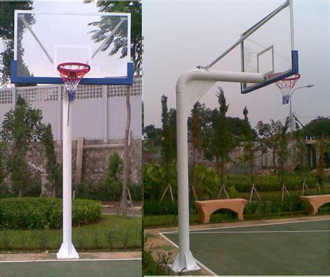 Jual Cara Membuat Tiang Basket by Jual Ring Basket Tiang Tanam Murah Harga Murah Bogor Oleh