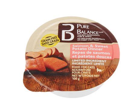 balance salmon food balance salmon sweet potato dinner cat food walmart ca
