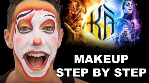 Valet Make Up Learn How To Re Create The Valet Makeup Ka Makeup Step